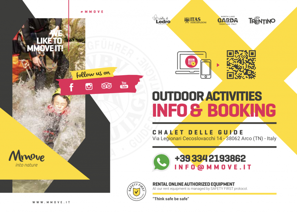 booking online outdoor - Trekksoft